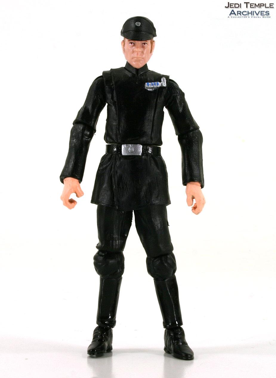 Lieutenant Pol Tredium   Death Star Scanning Crew