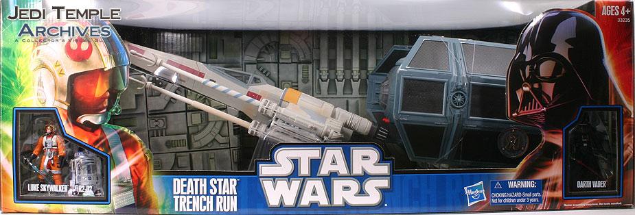 Death Star Trench Run -