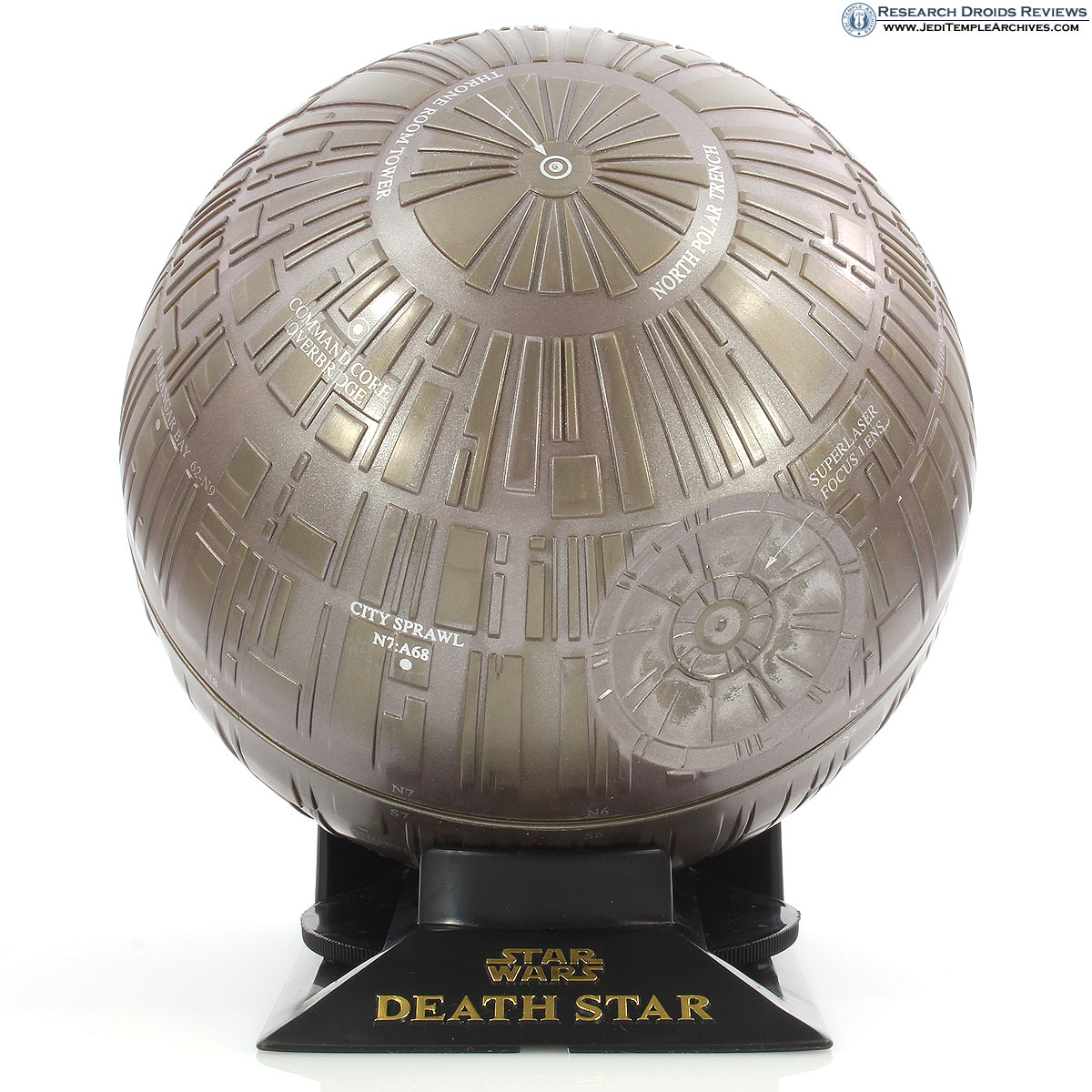 Death Star (with Darth Vader)