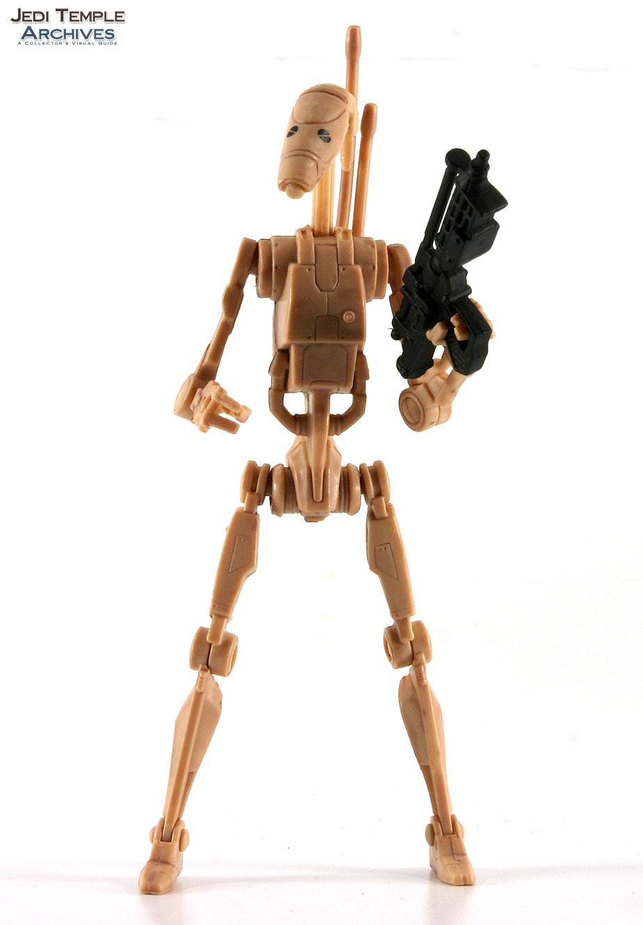 Battle Droid (tan) -