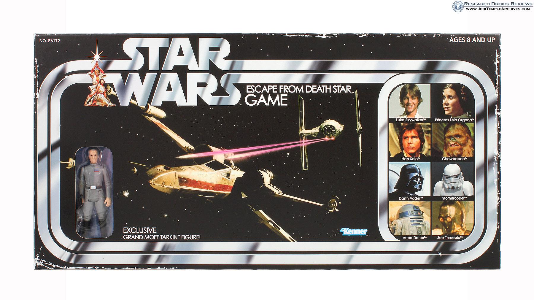 Escape the Death Star -