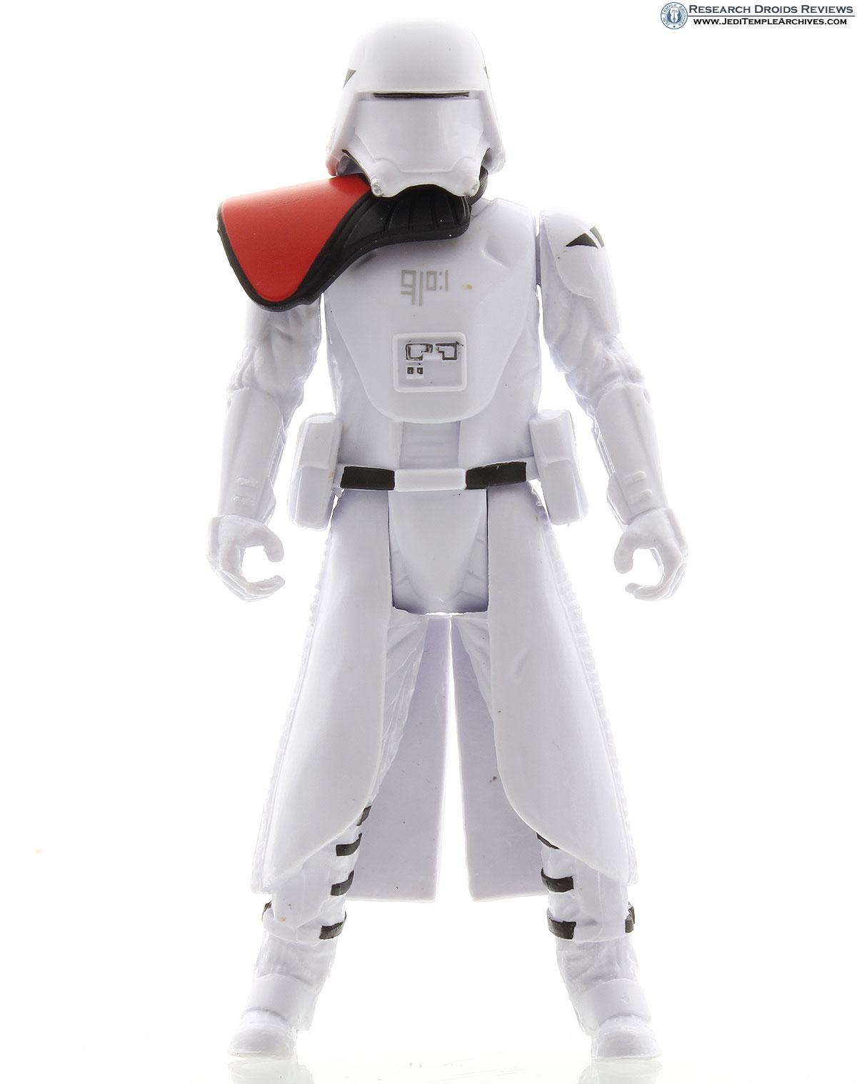 First Order Snowtrooper Officer | First Order Snowspeeder