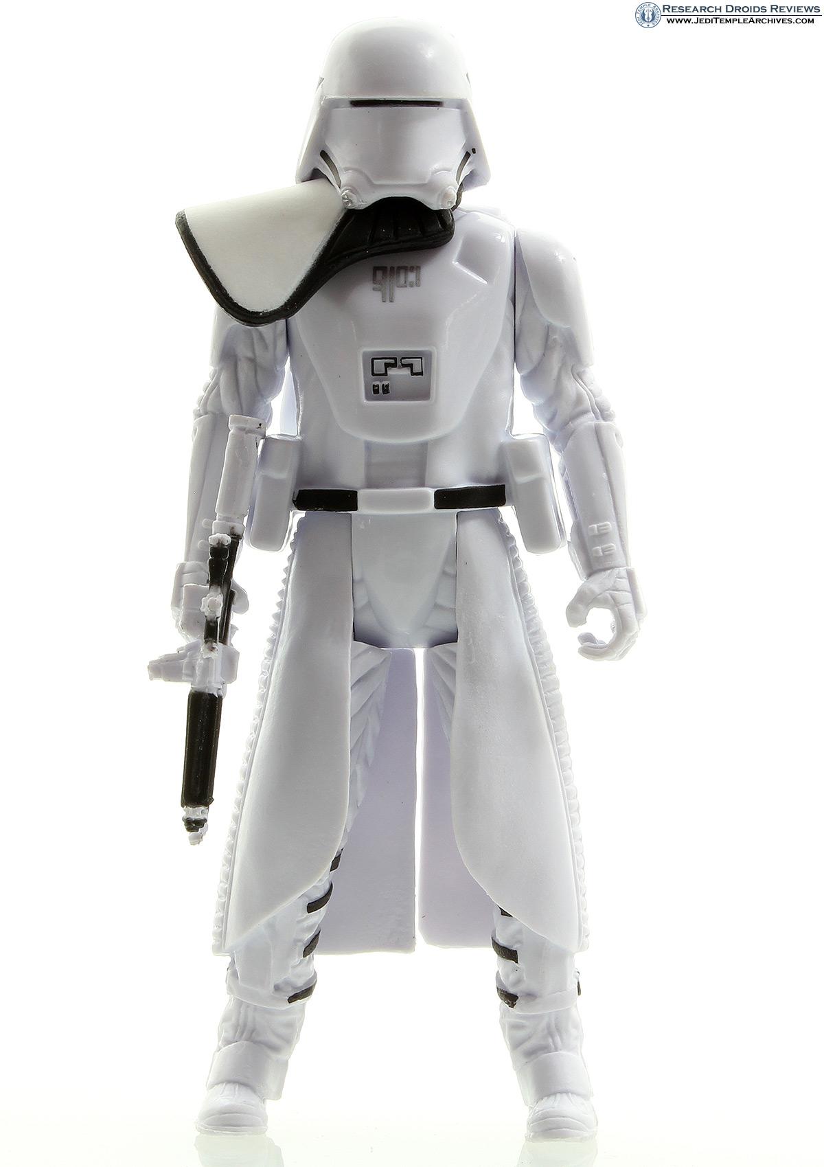 First Order Snowtrooper | First Order Snowtrooper vs. Poe Dameron