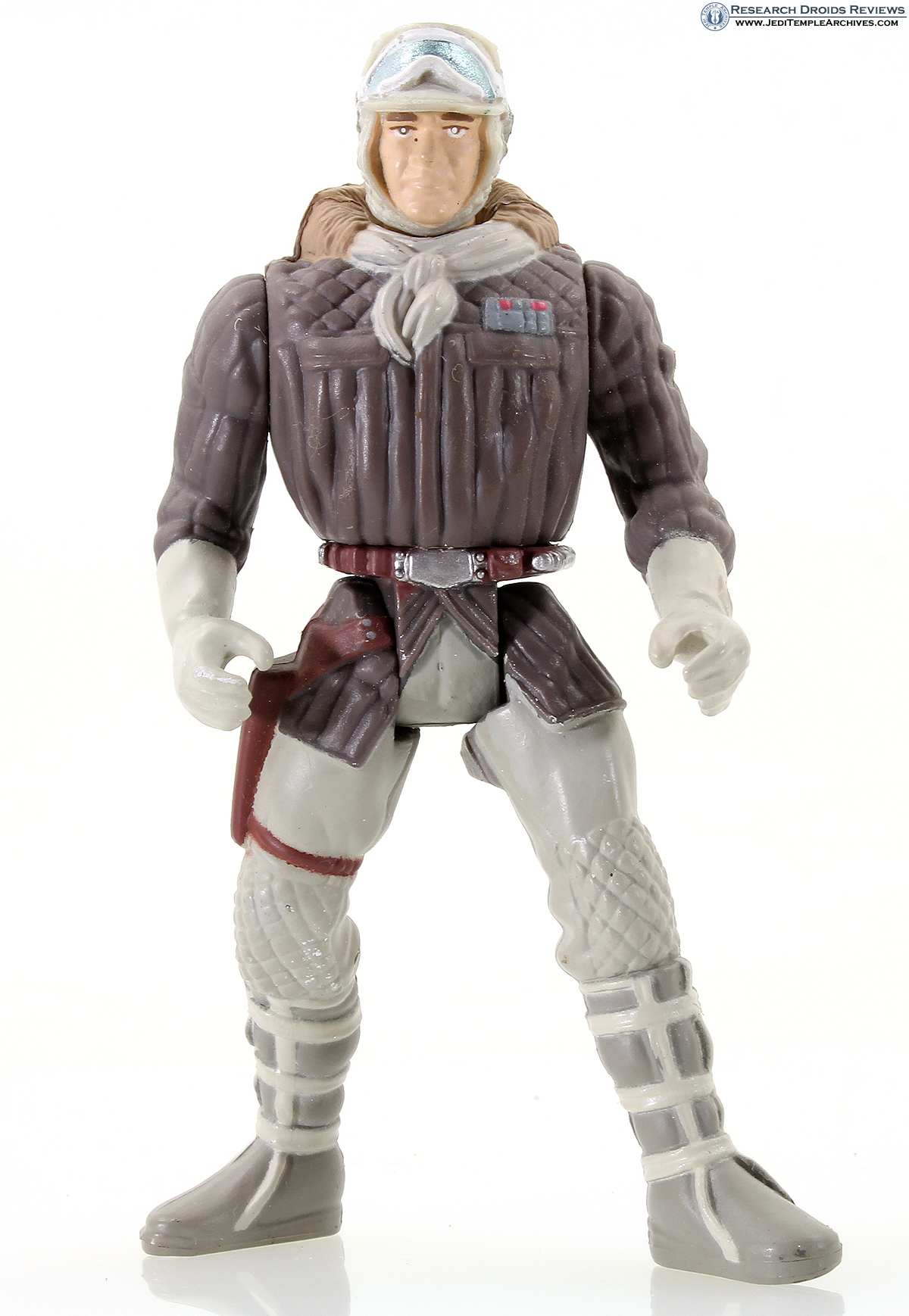 Han Solo (In Hoth Gear with Closed Hand)