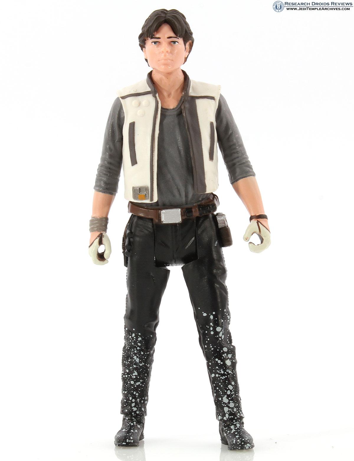 Han Solo | Han Solo's Landspeeder
