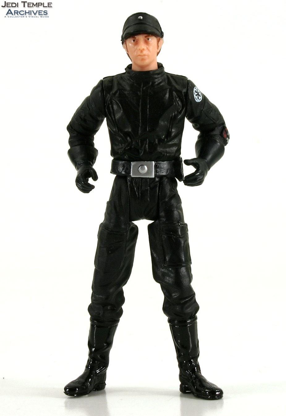 Imperial Officer (brown hair)