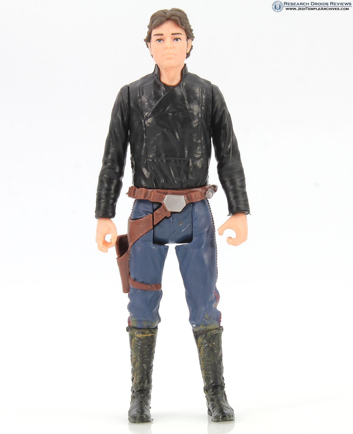 Han Solo | Kessel Mine Escape