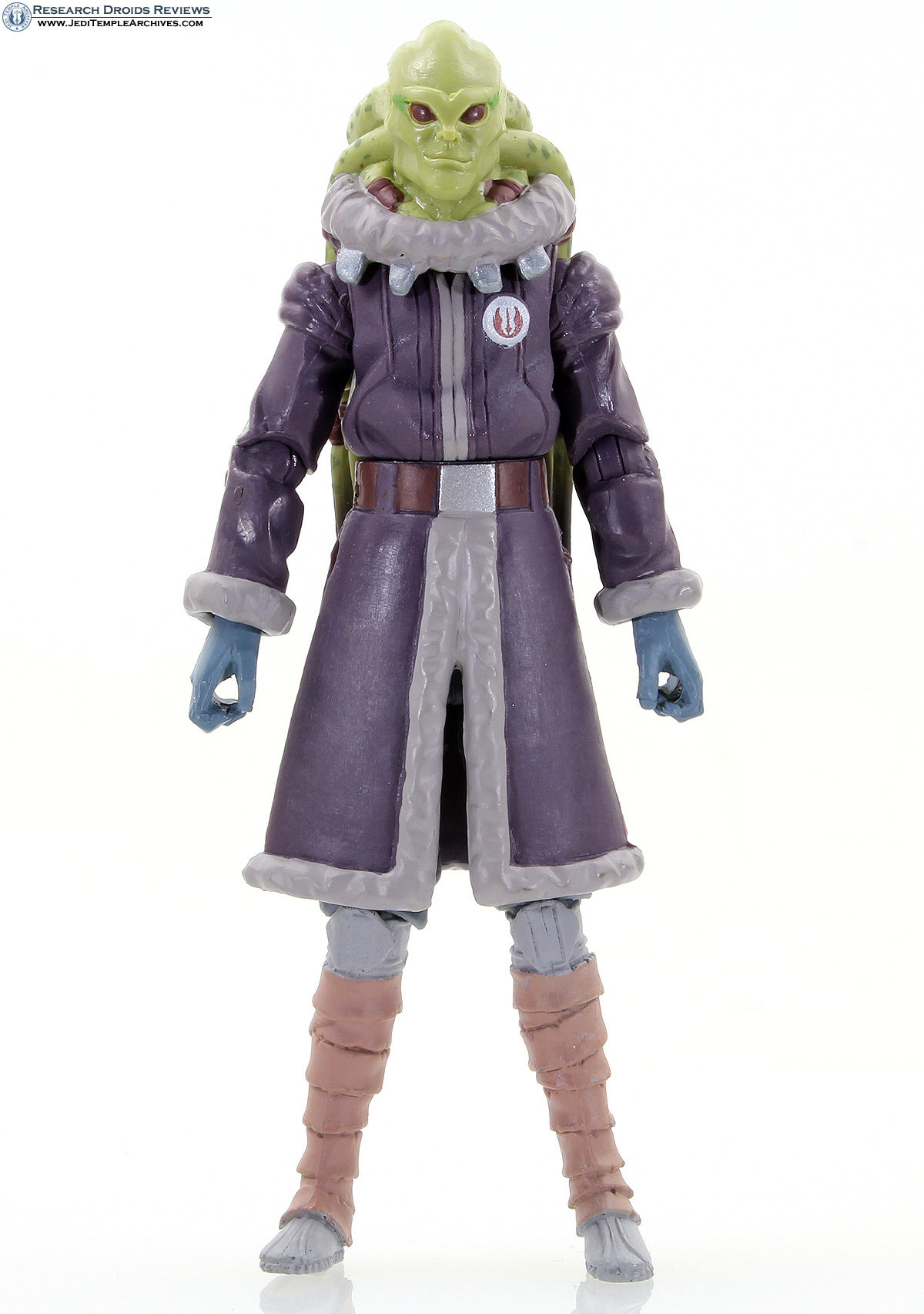 Kit Fisto (Cold Weather Gear)