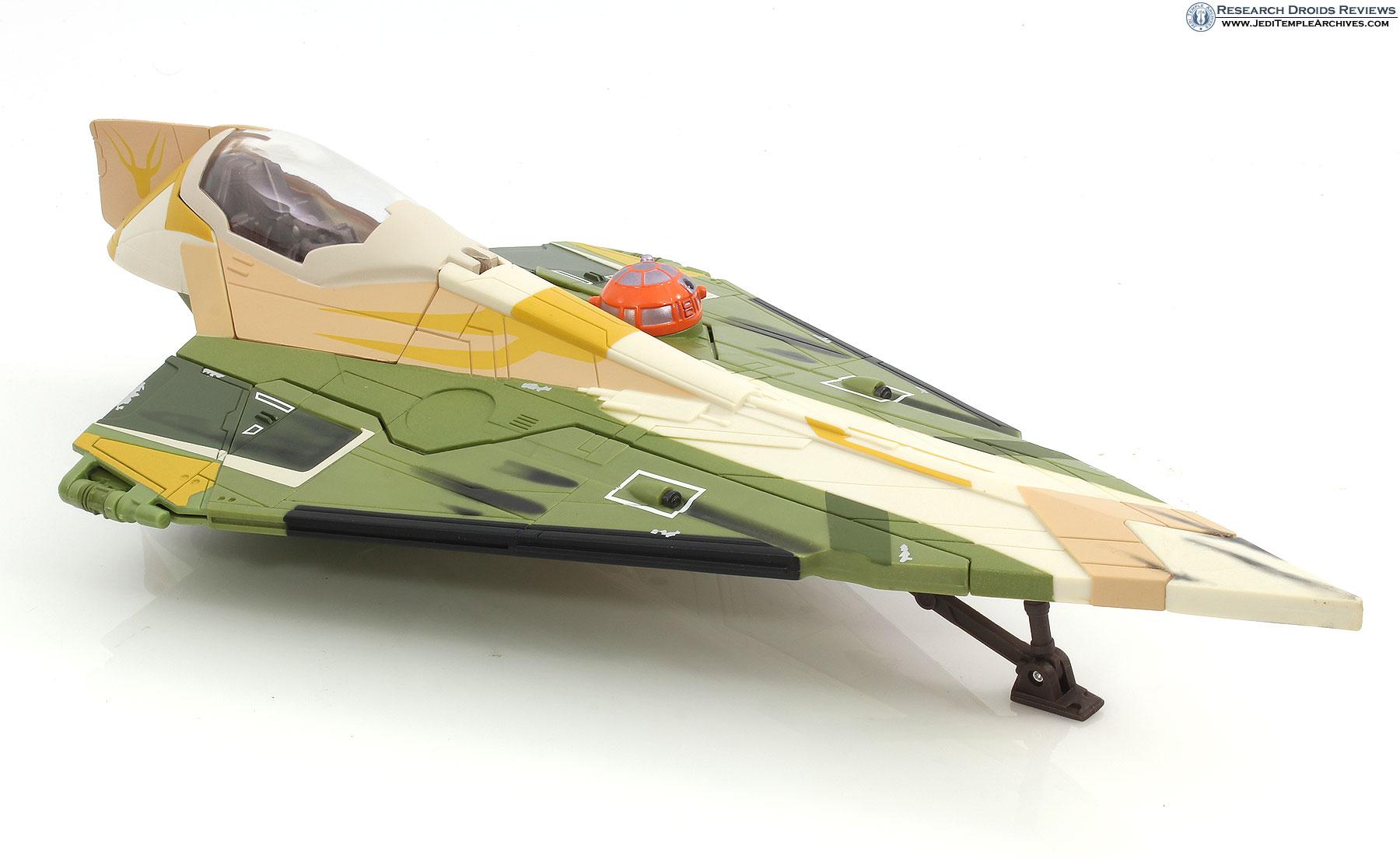 Kit Fisto's Jedi Starfighter