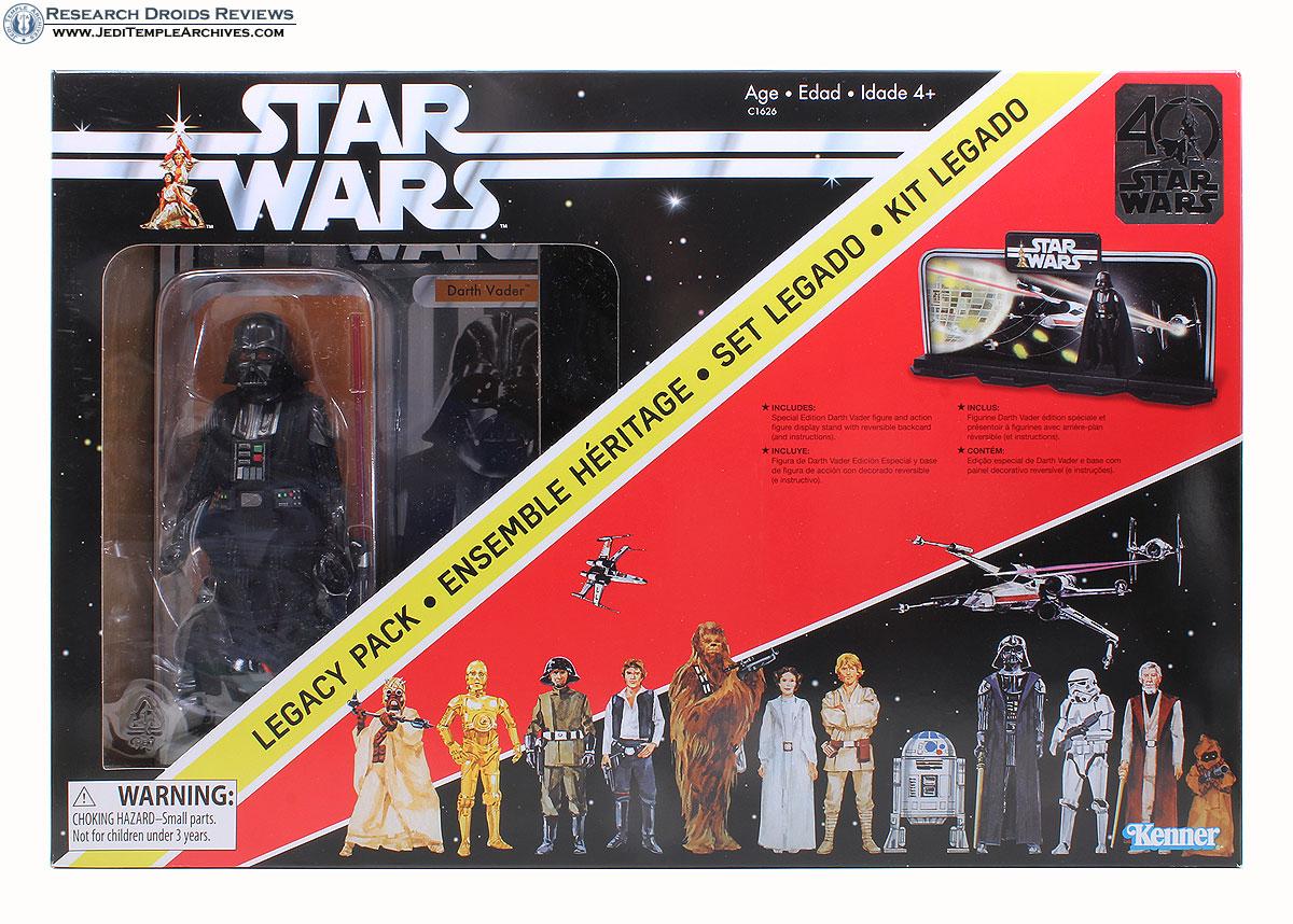 Legacy Pack (Darth Vader) -