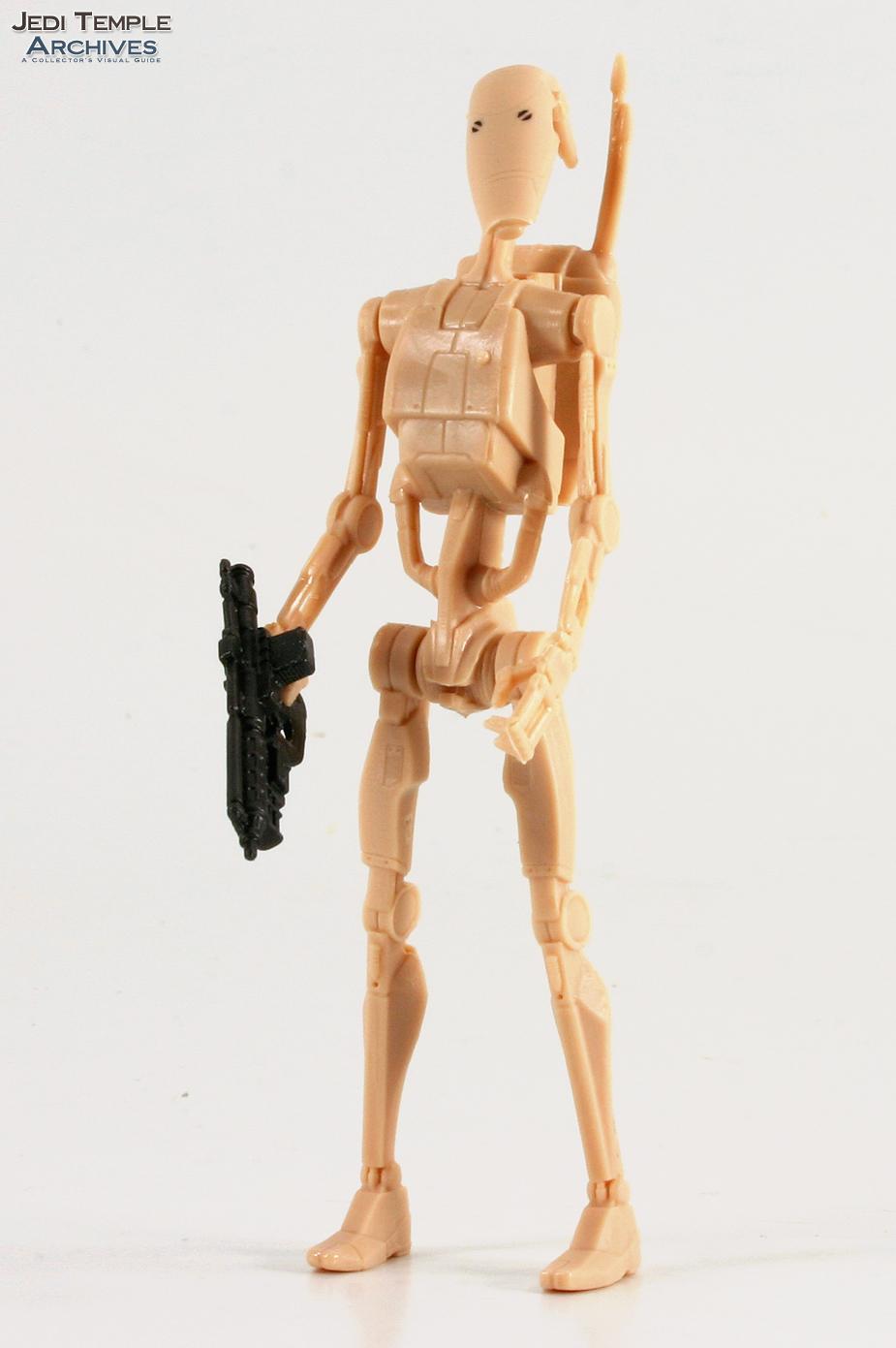 Battle Droid (articulated) | Trade Federation MTT (Multi-Troop Transport)