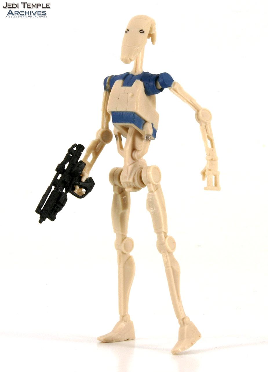 Battle Droid | MTT Droid Fighter