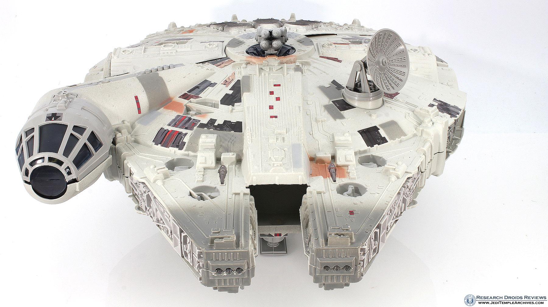 Electronic Millennium Falcon