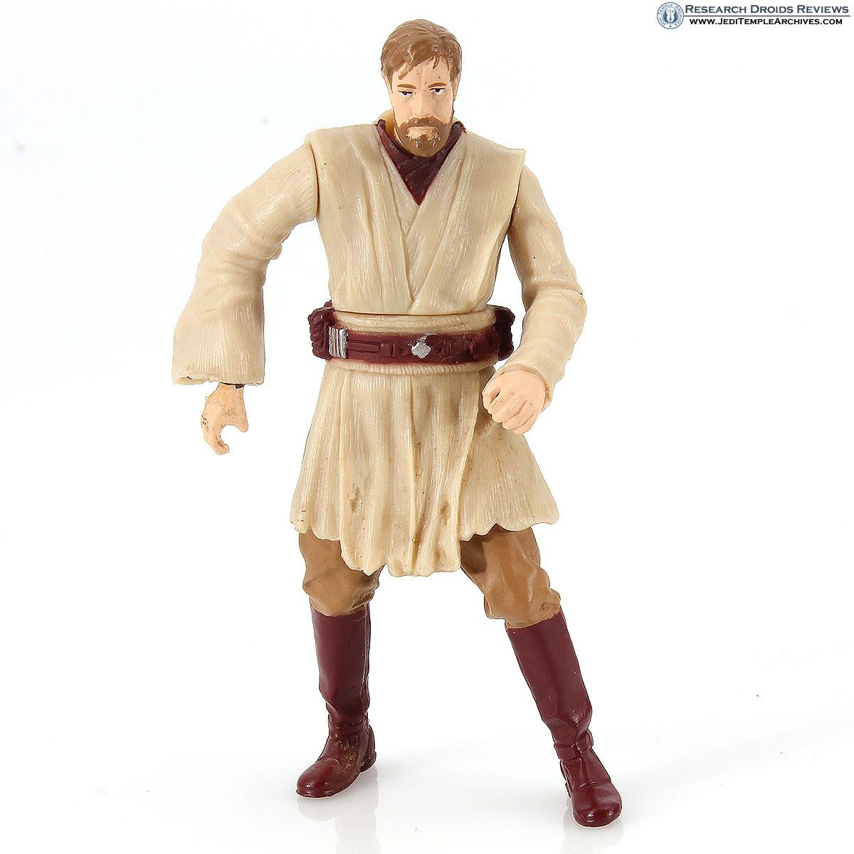 Obi-Wan Kenobi   Mustafar Final Duel Playset