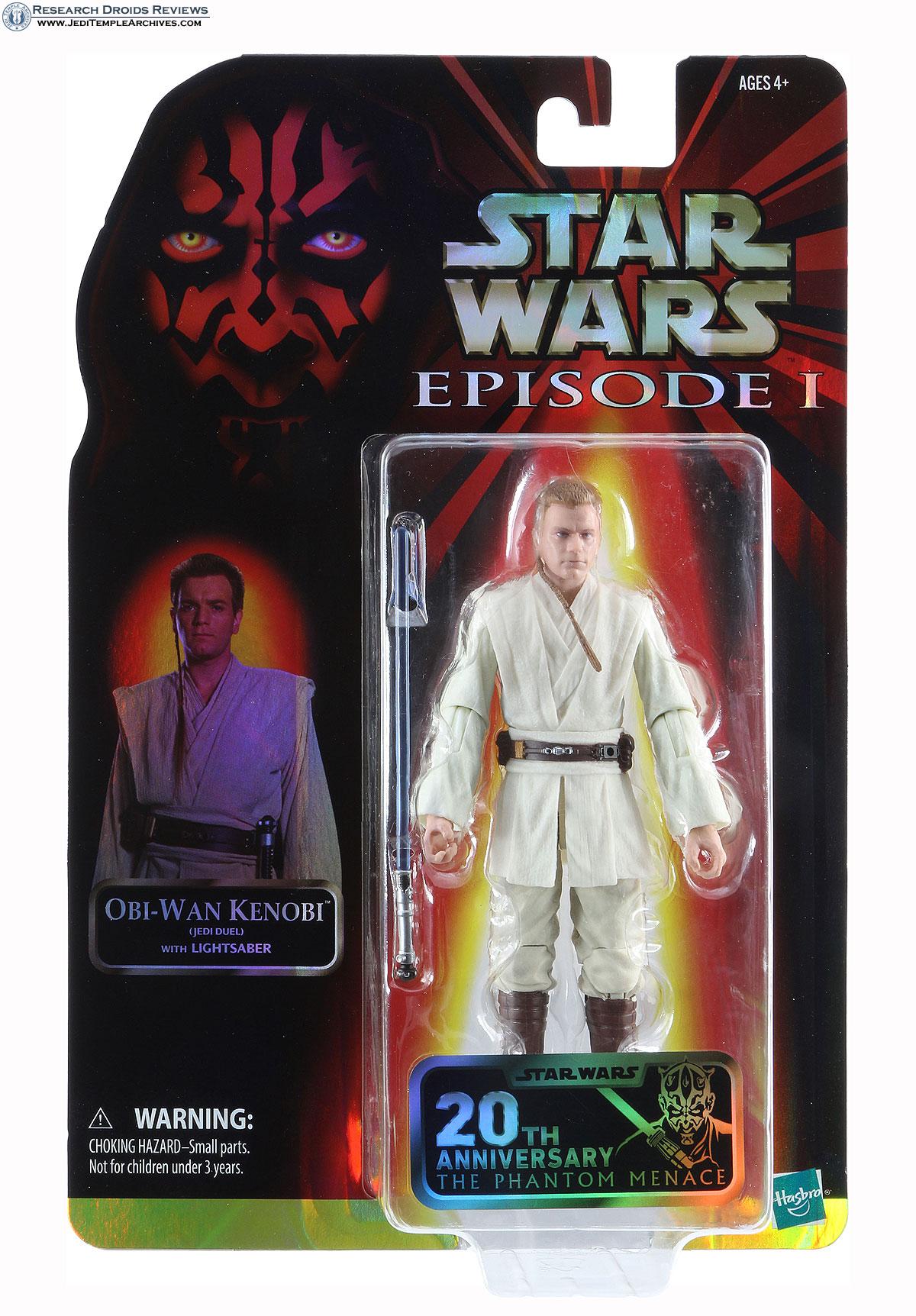 Obi-Wan Kenobi (Jedi Duel) -