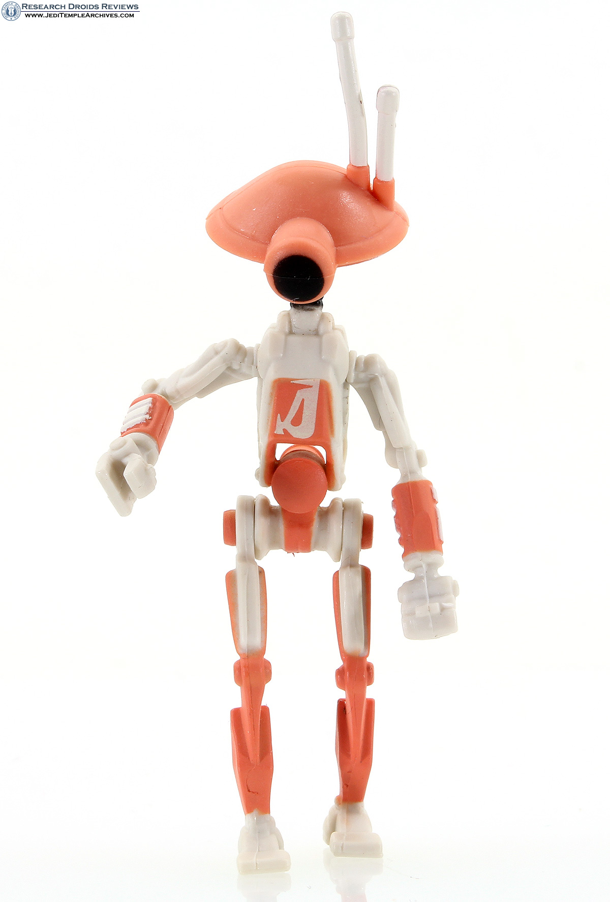 Pit Droids (orange, standing)