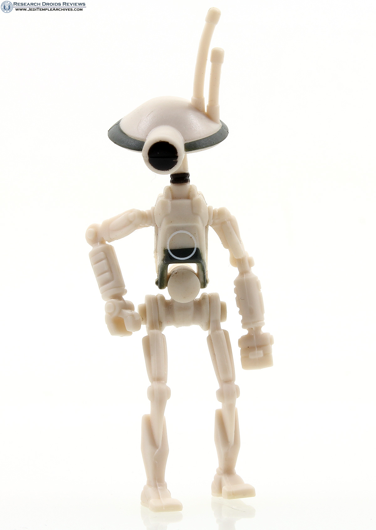 Pit Droids (white, standing)