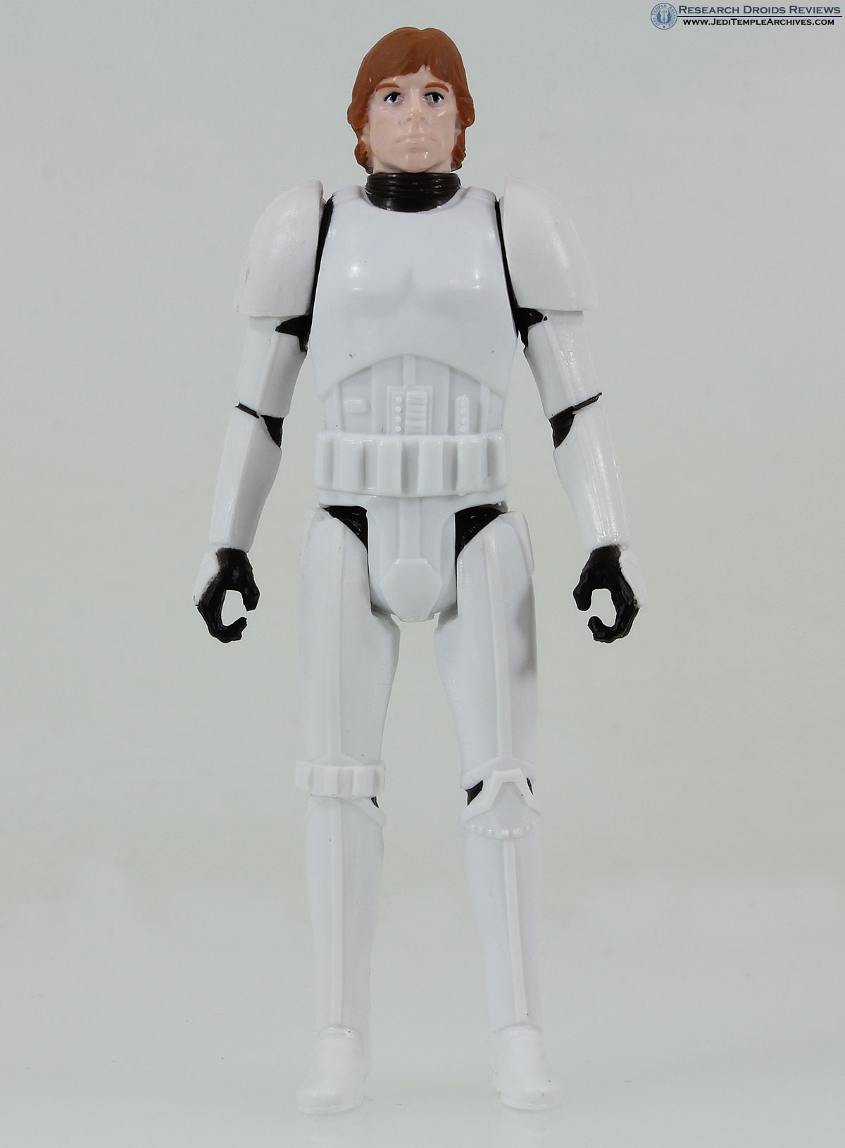 Luke Skywalker | Princess Leia and Luke Skywalker Stormtrooper Disguise