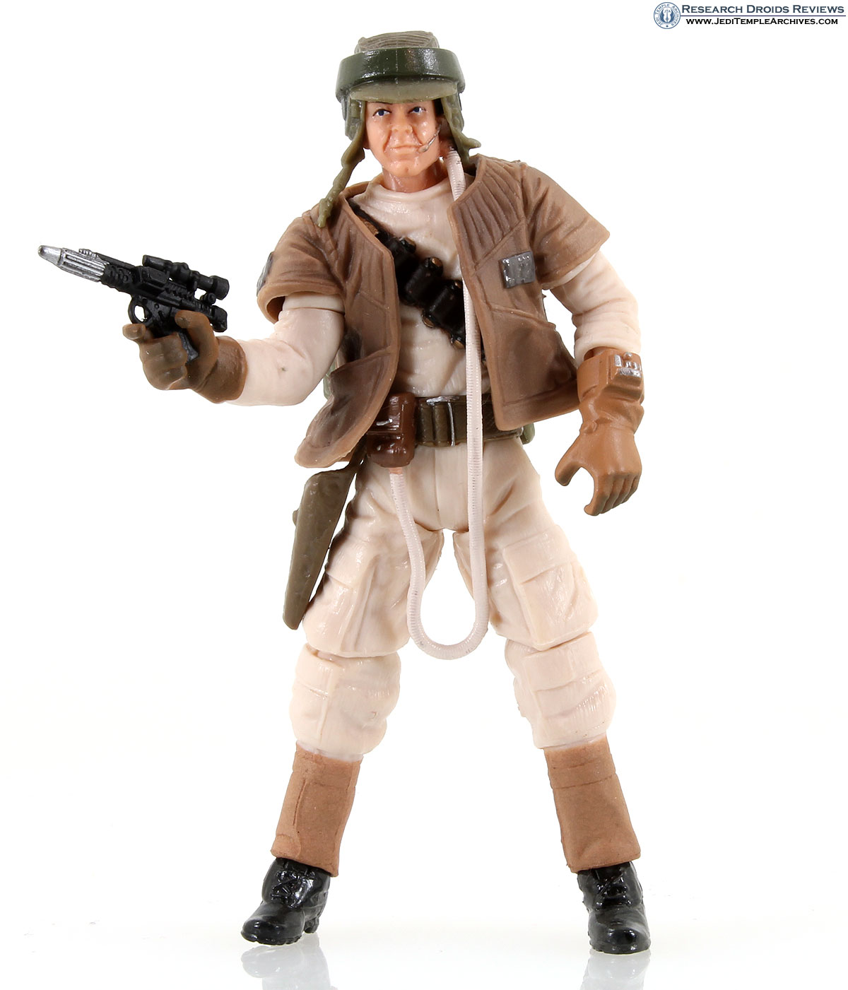 Endor Rebel Soldier (white)