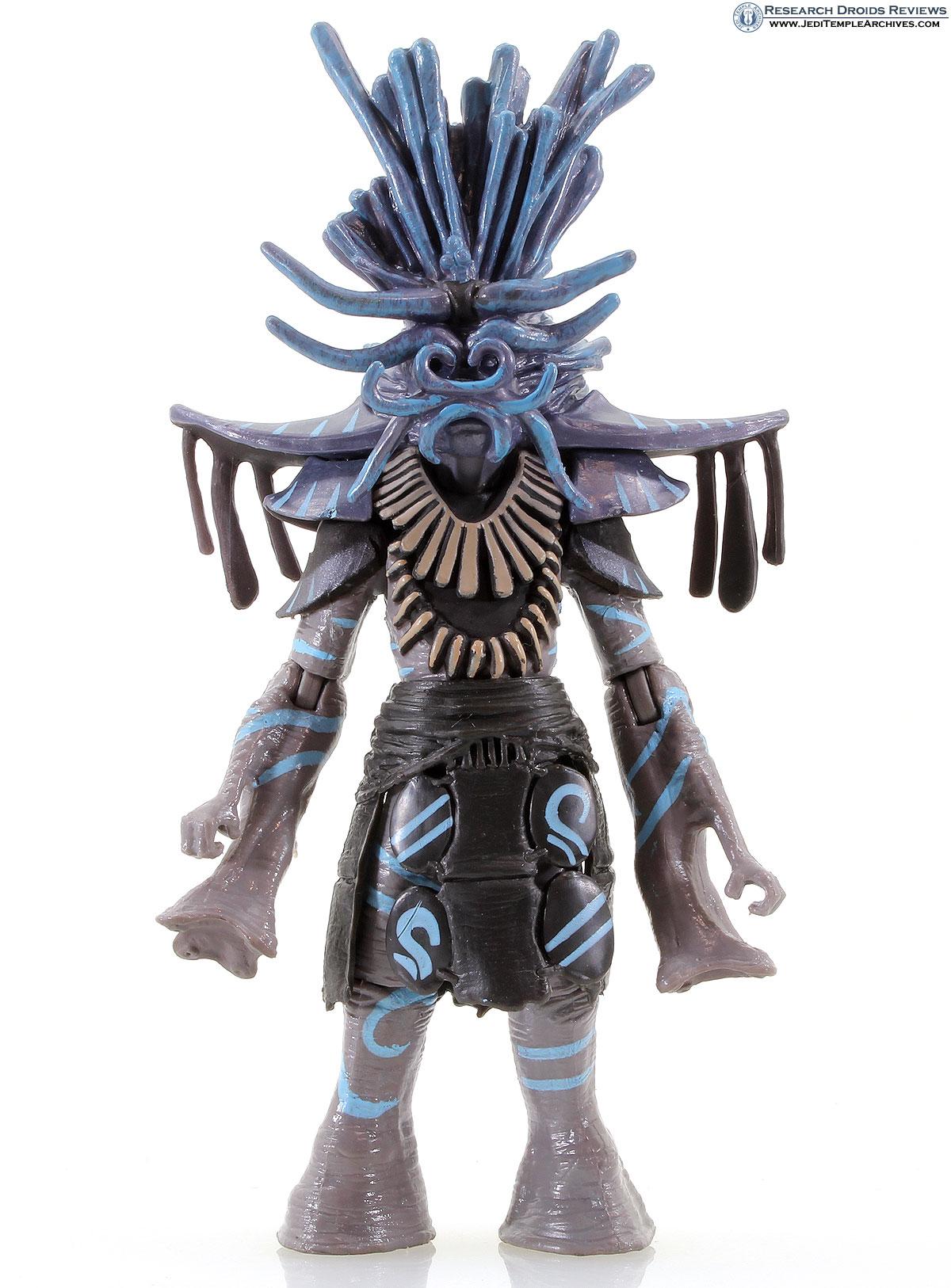 Felucian Warrior   The Force Unleashed Figure Pack II