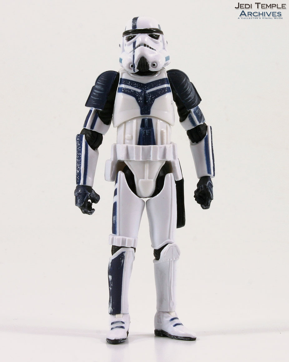 Stormtrooper Commander (The Force Unleashed)