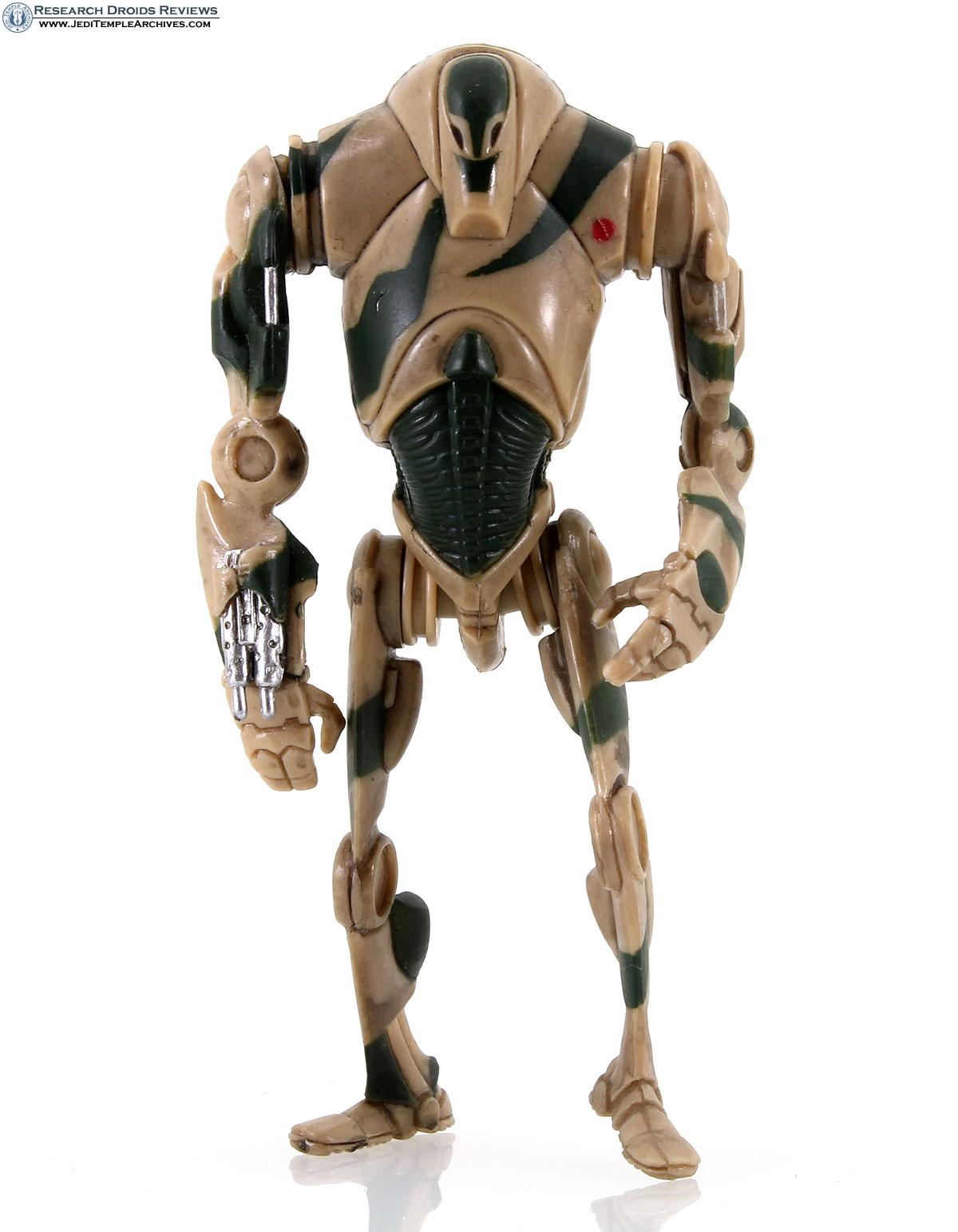 Super Battle Droid (Programmed to Destroy) -