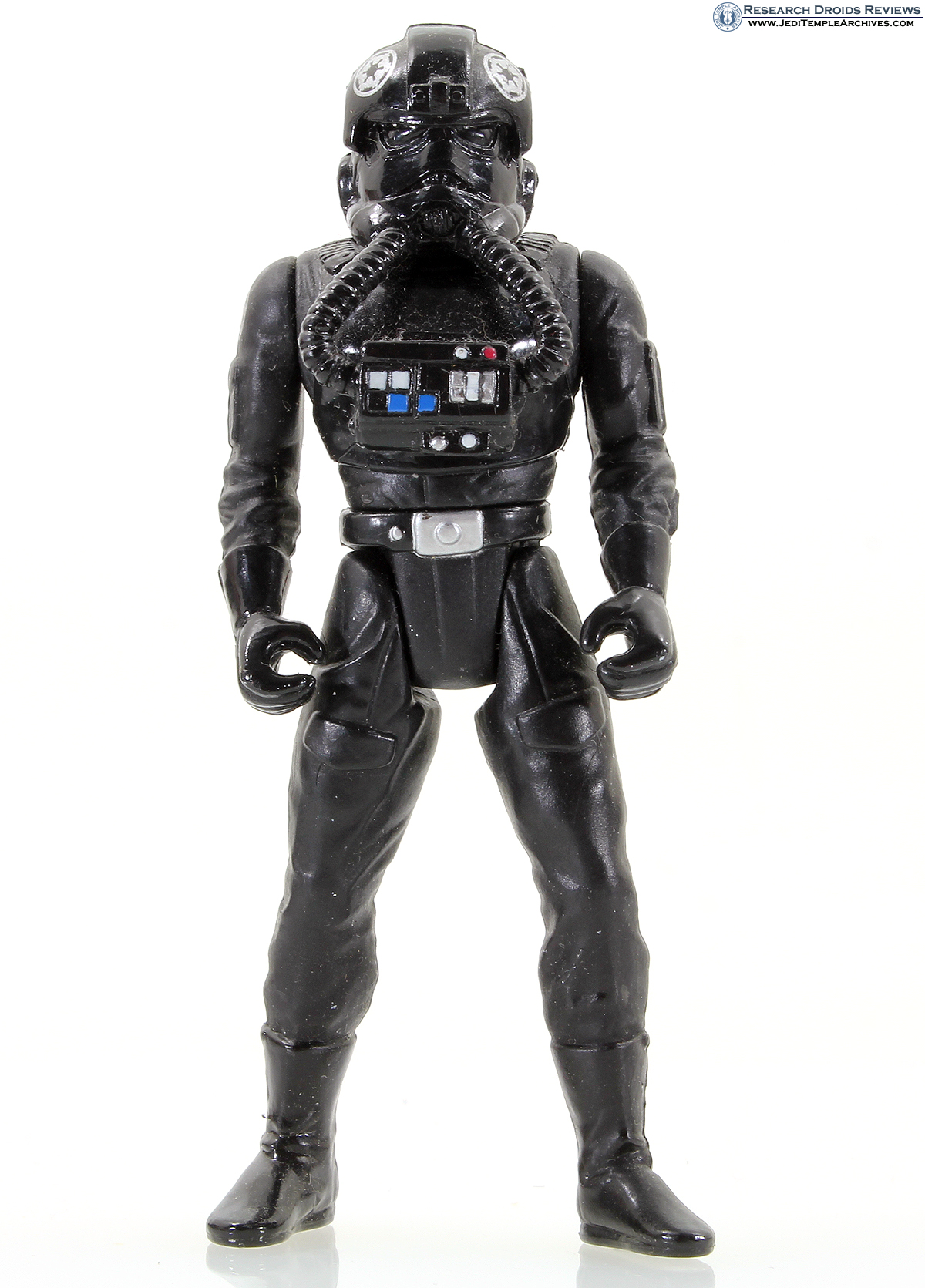 TIE Fighter Pilot (with Warning Label) -