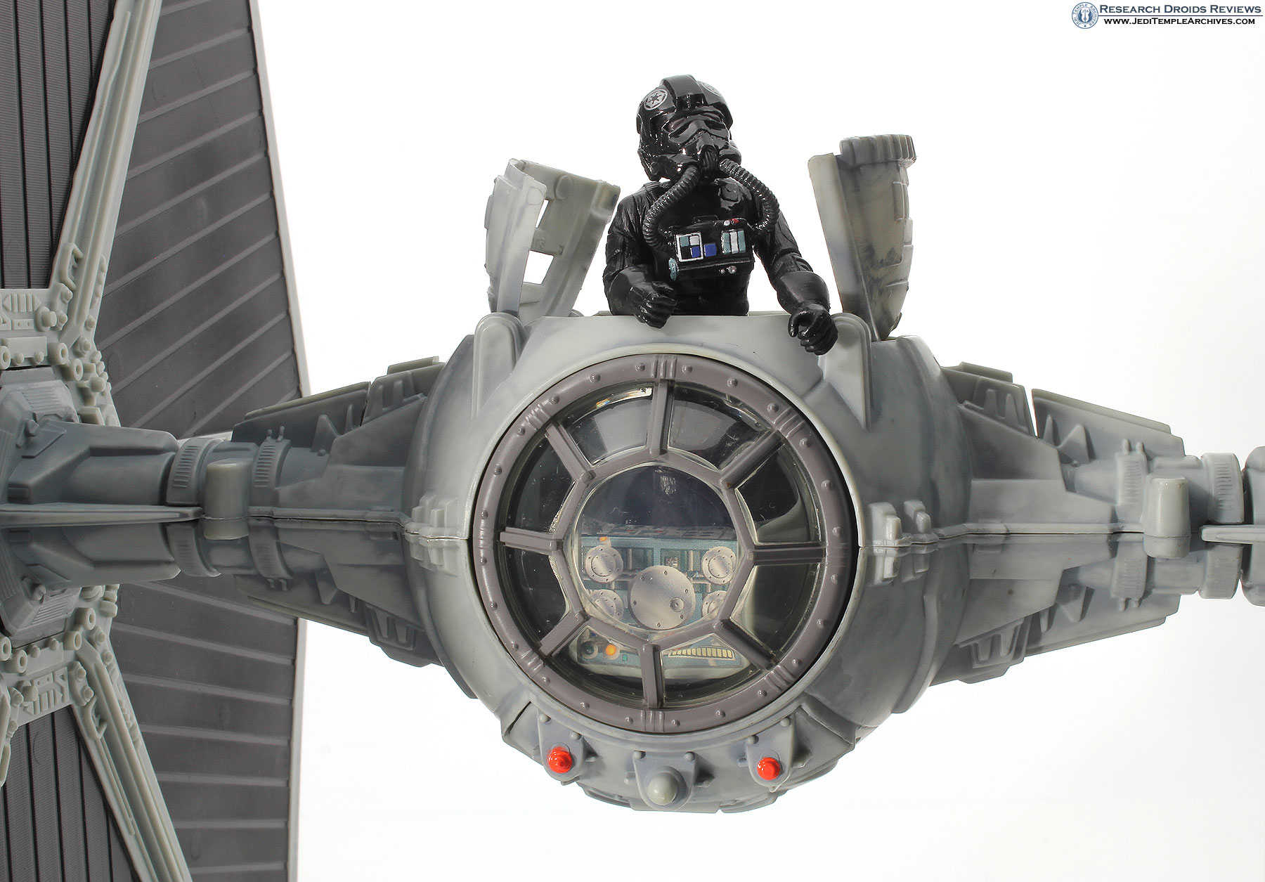 TIE Fighter (with new Pilot) -