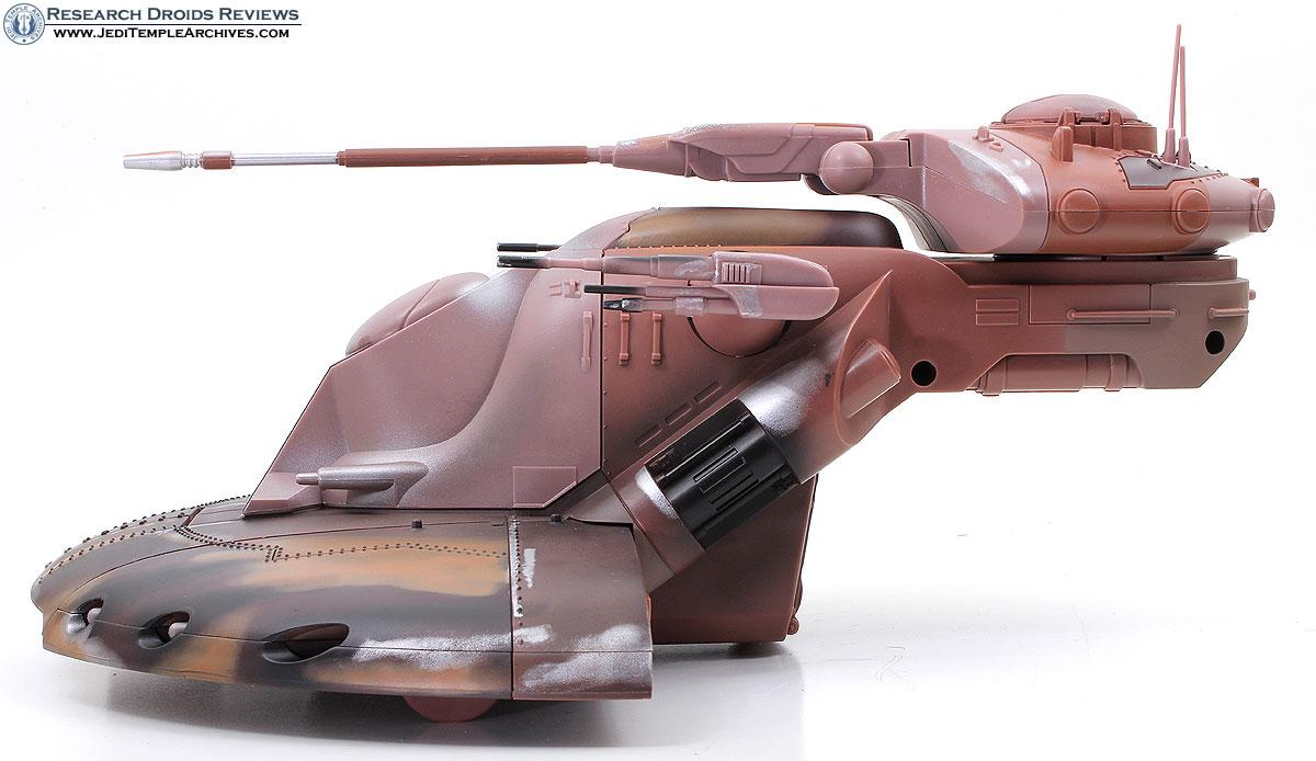 Trade Federation Armored Assault Tank