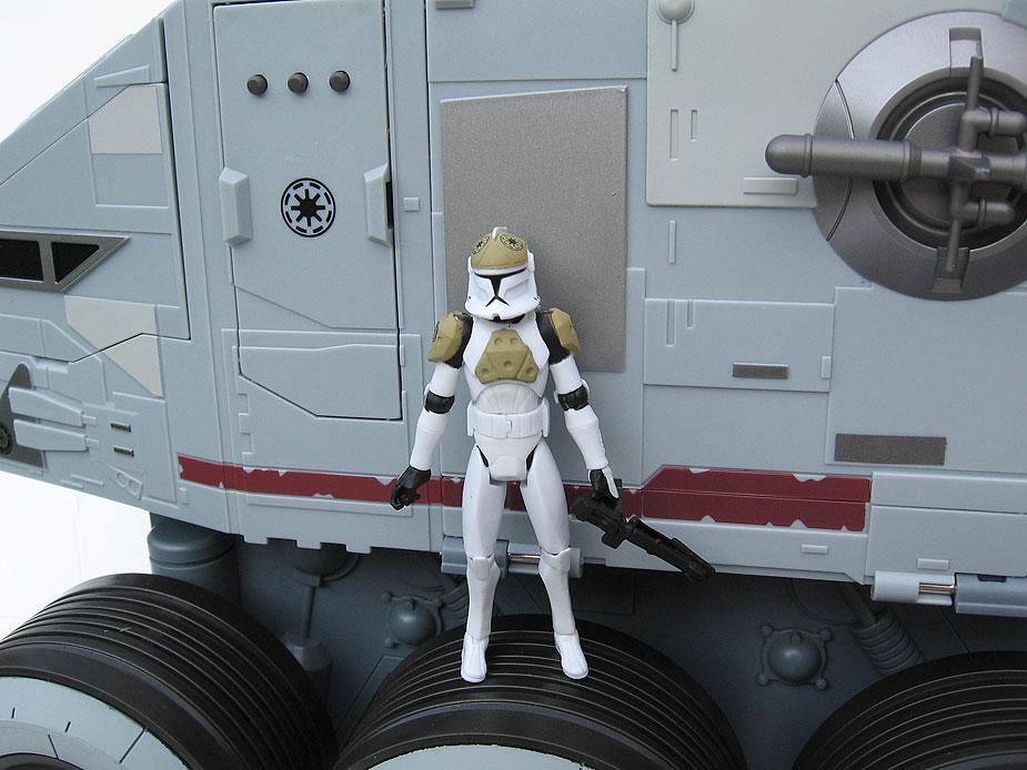 Tank Gunner | Clone Turbo Tank