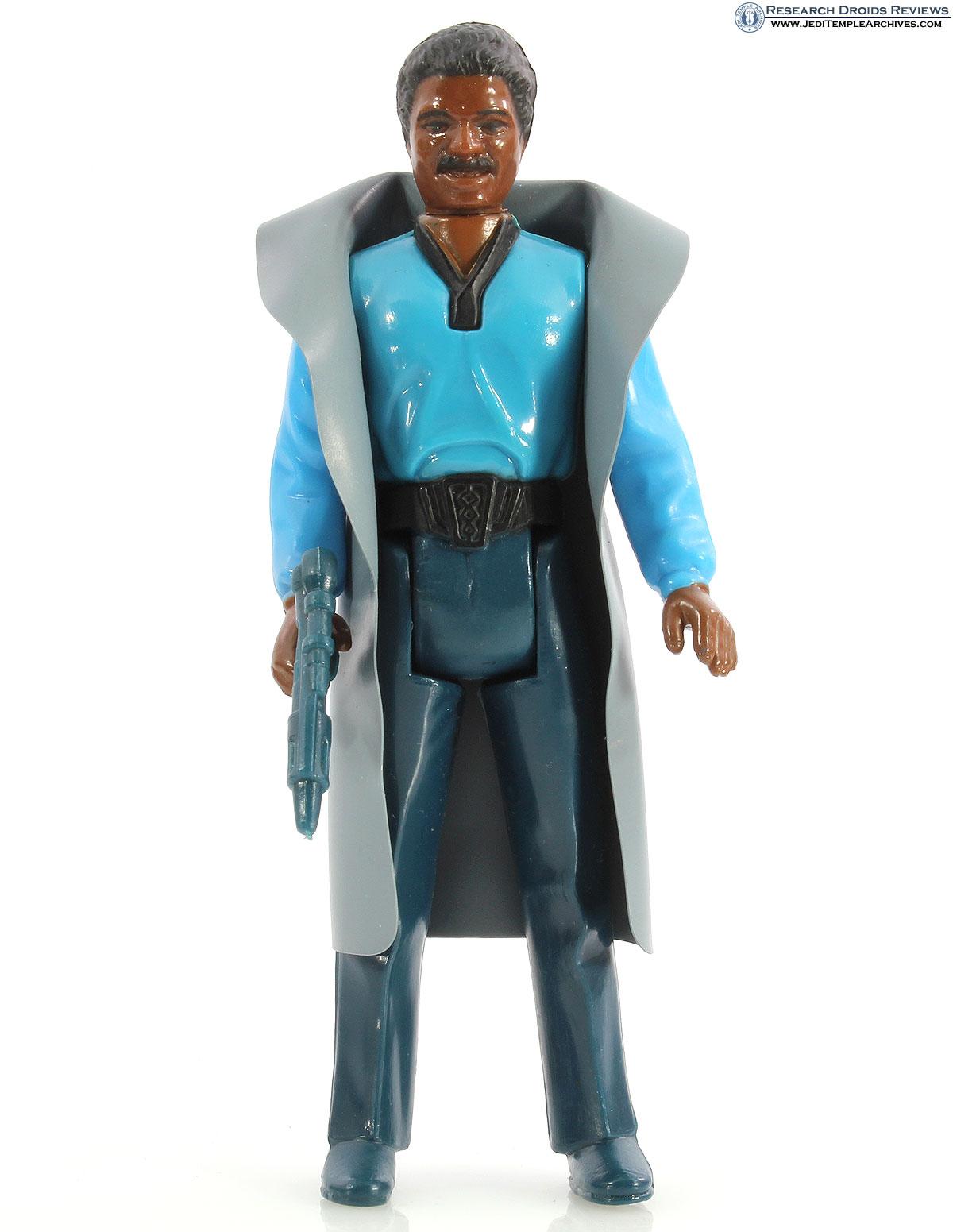 Lando Calrissian (With Teeth)