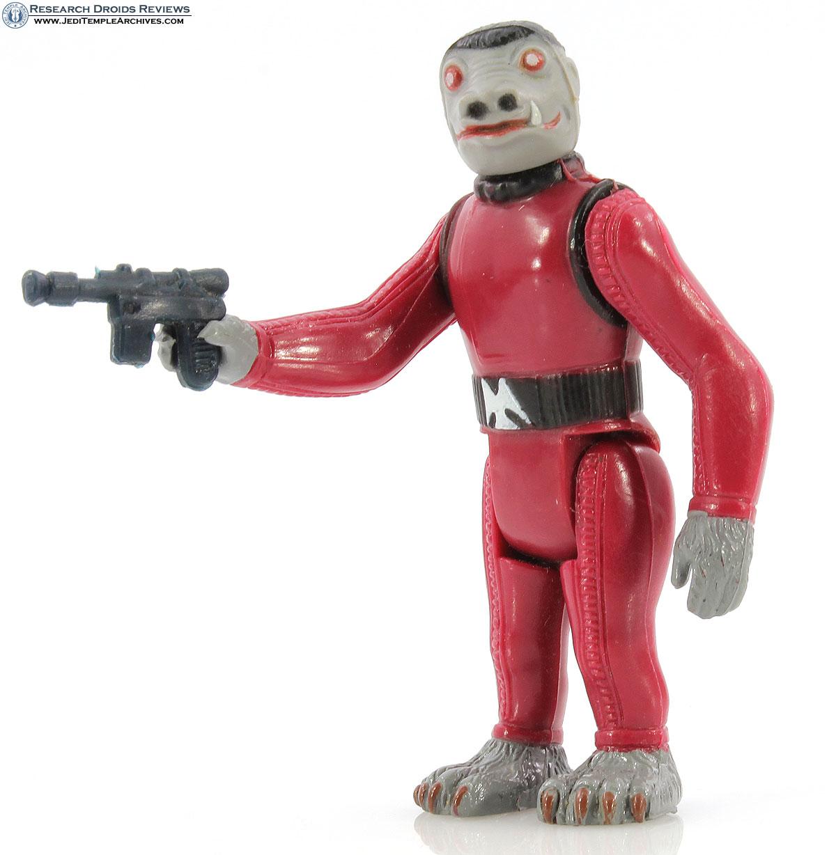 Snaggletooth (Red) - ROJ-48D-1