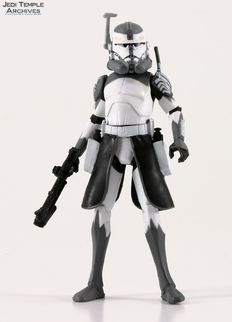 Clone Commander Wolffe (Phase 2) -