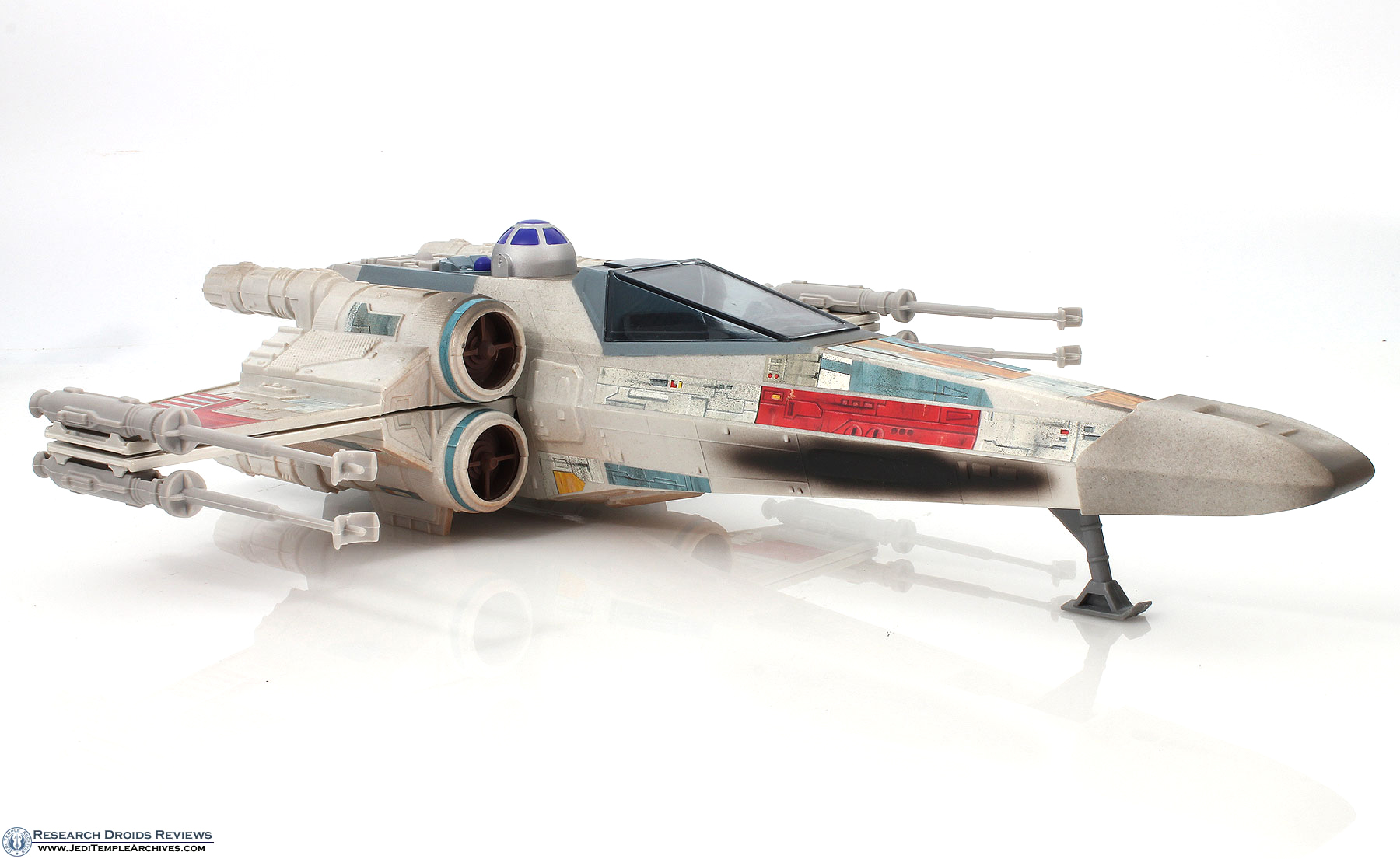 Electronic X-Wing Fighter -