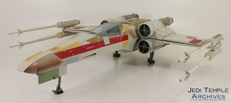 Bigg's X-Wing Fighter