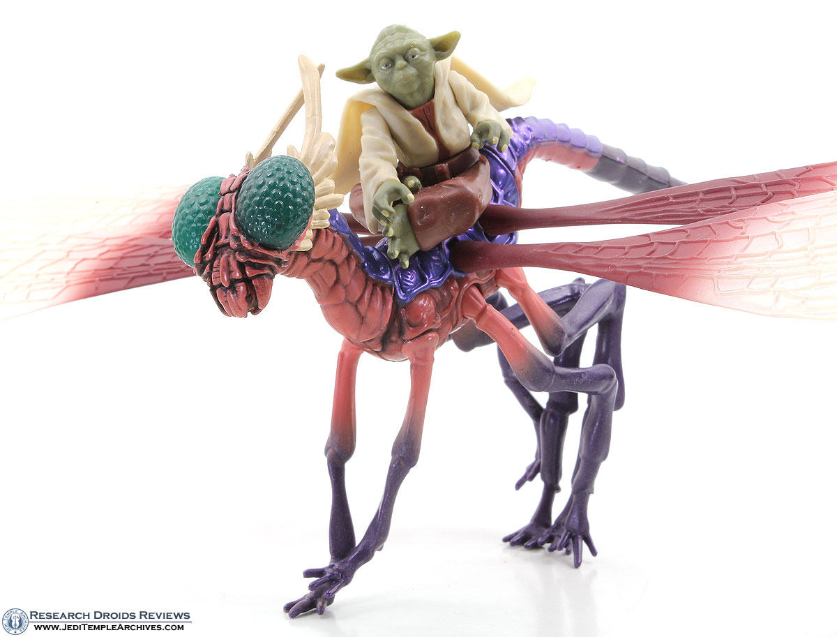 Yoda (Fly Into Batte) -