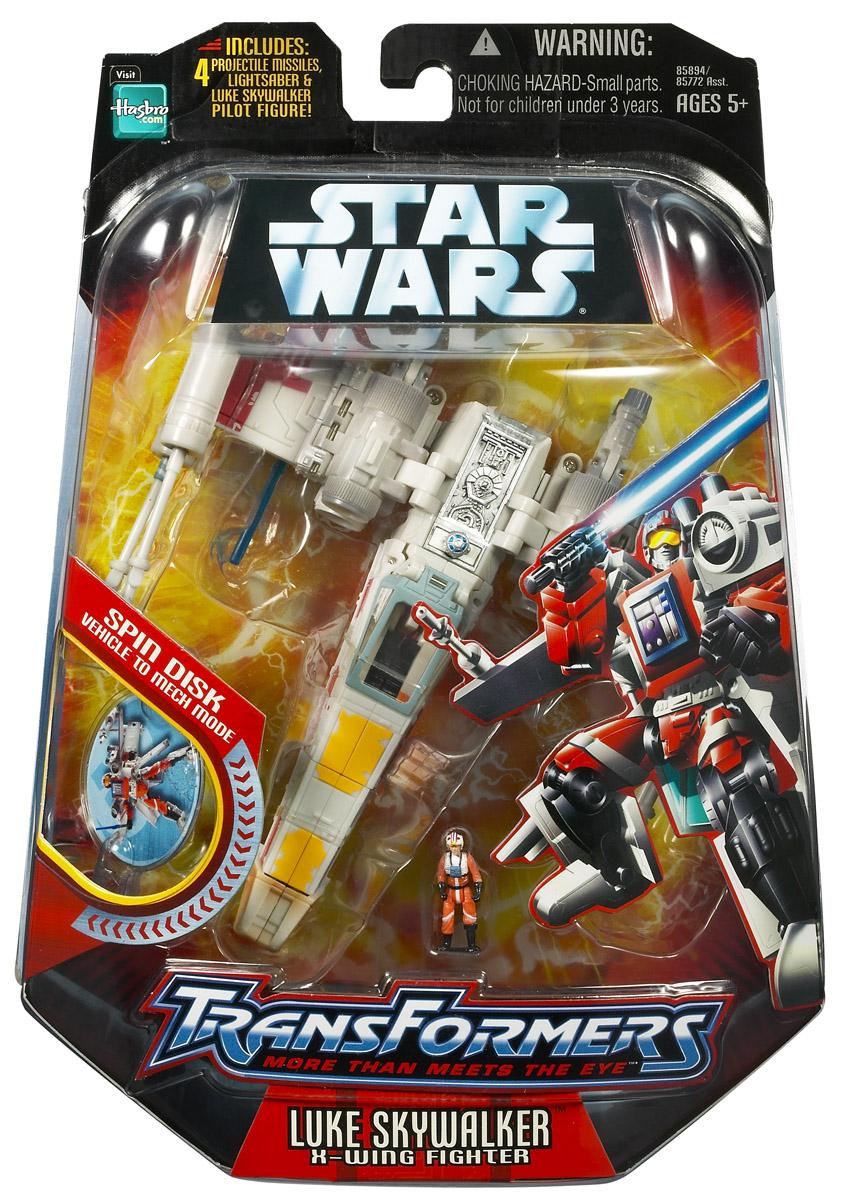 Luke Skywalker / X-Wing -