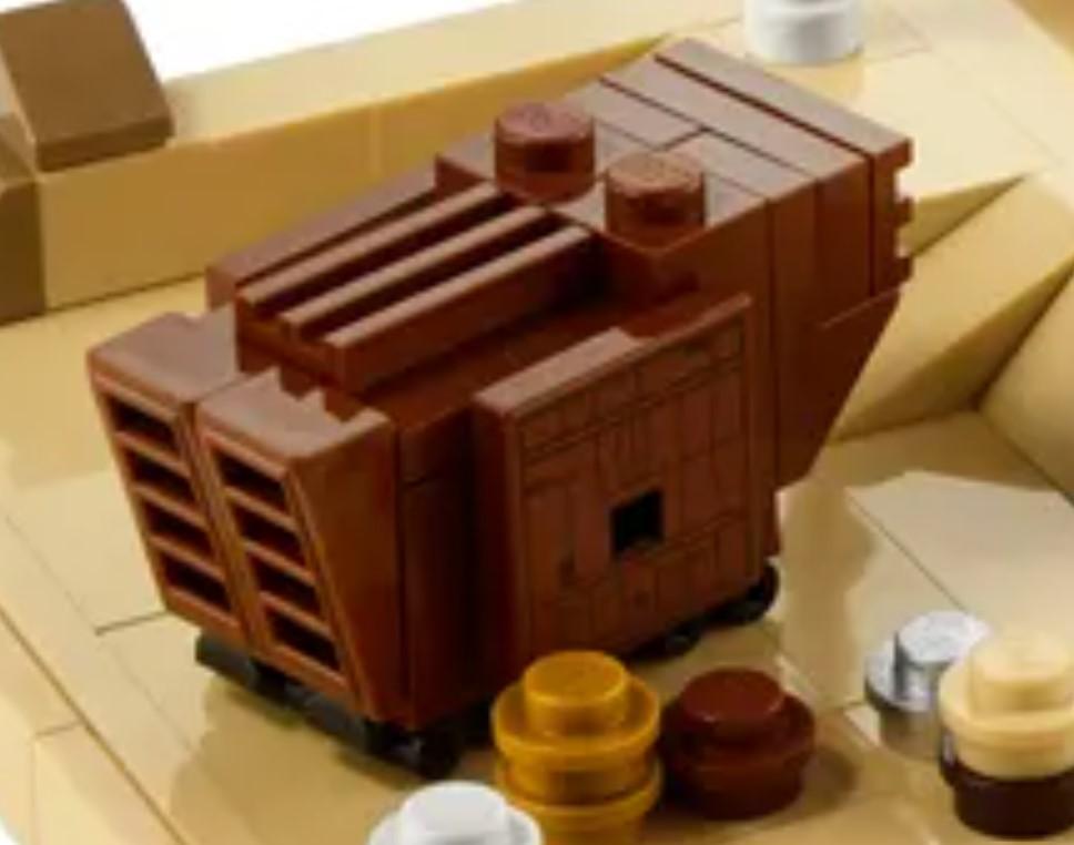 Sandcrawler   Tatooine Homestead