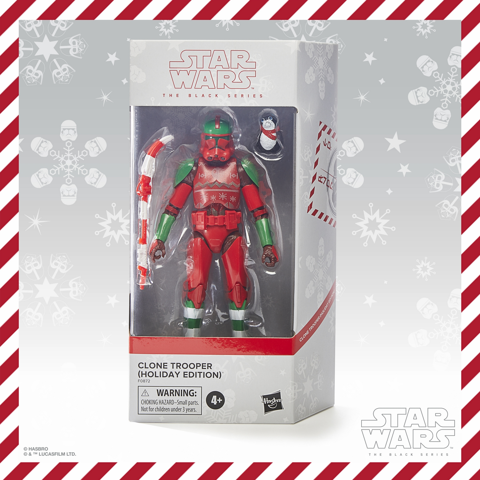 Holiday Edition Clone Trooper -