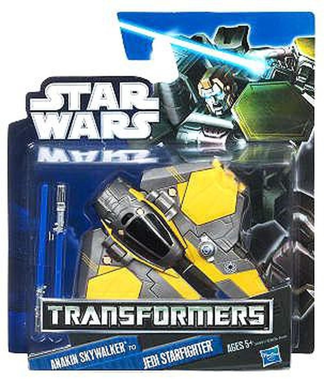 Anakin Skywalker / Jedi Starfighter (Clone Wars)