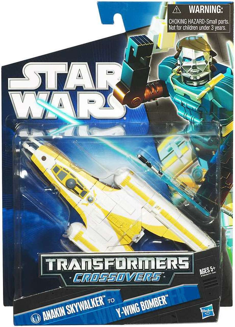 Anakin Skywalker / Y-Wing Bomber -