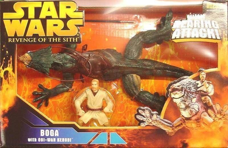 Boga with Obi-Wan Kenobi -