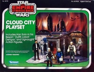 Cloud City Playset
