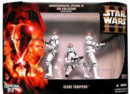 Episode III Collection III - Clone Troopers -
