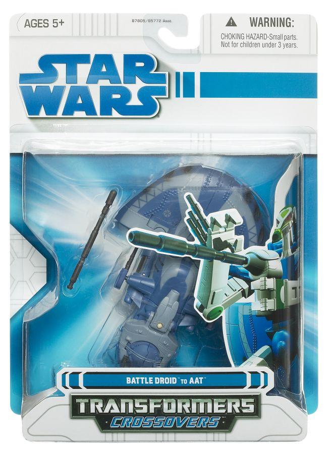 Battle Droid / AAT -