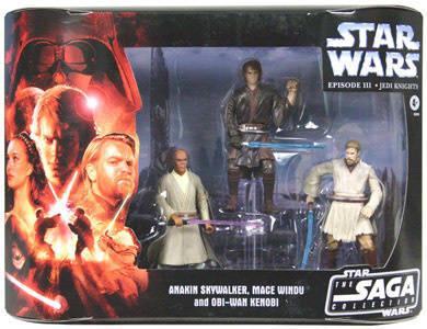 Episode III Jedi Knights (UK) -