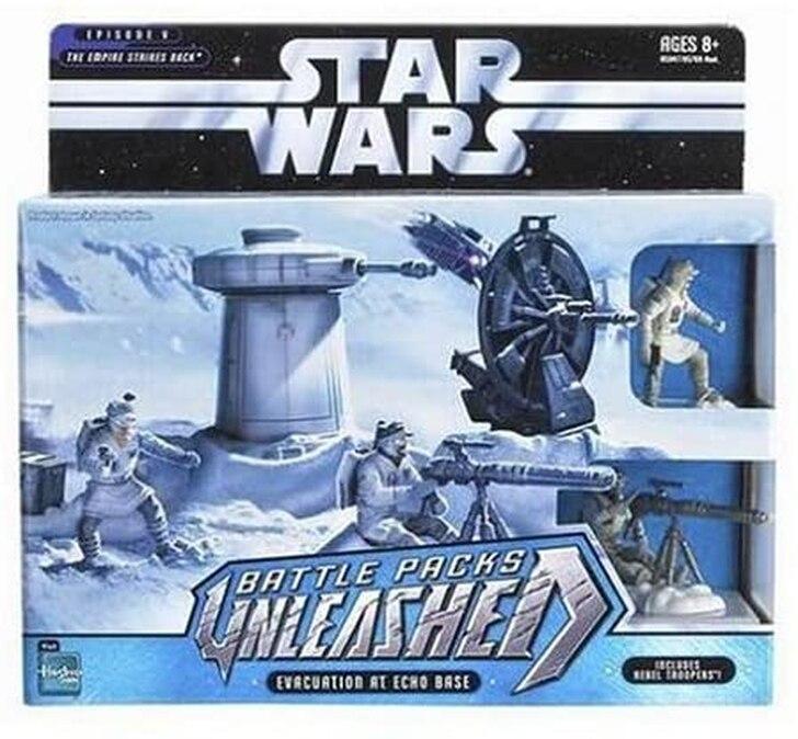 Battle of Hoth (Evacuation of Echo Base)