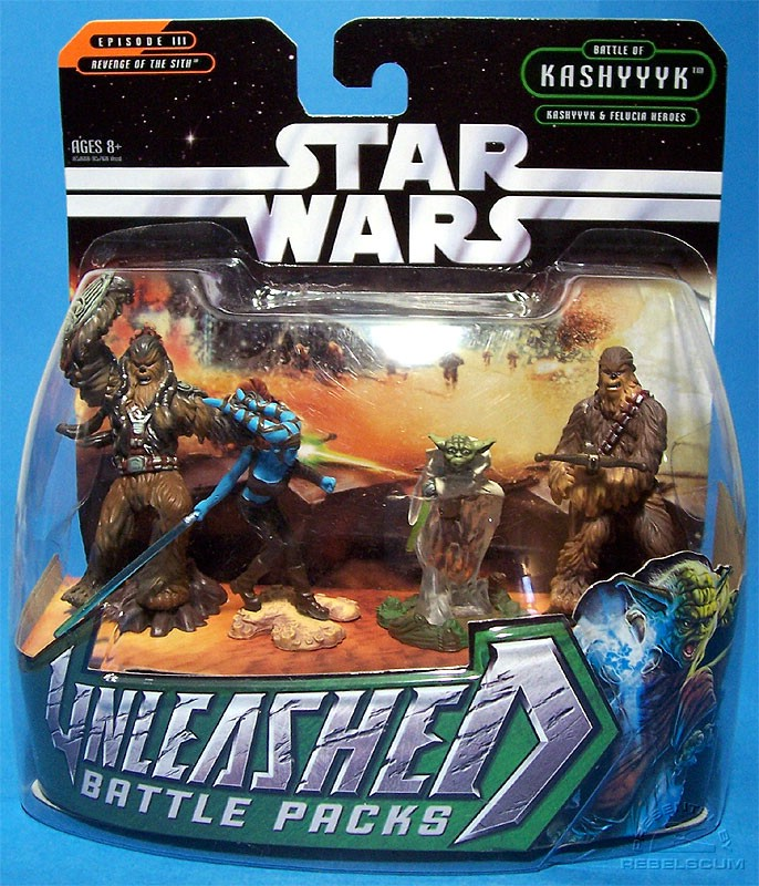 Battle of Kashyyyk (Felucia Heroes)