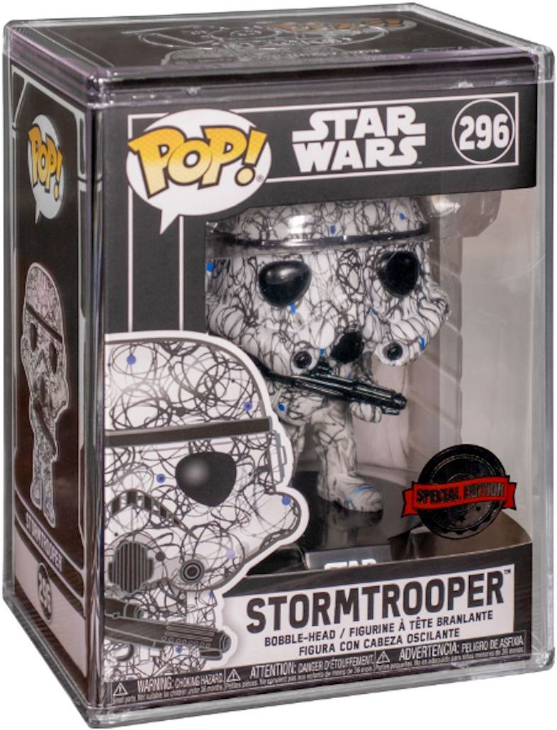 Stormtrooper (Futura 2000) -