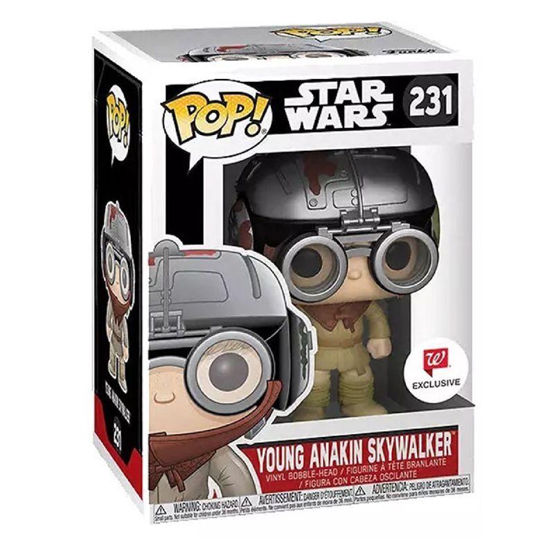 Young Anakin Skywalker Podrace -